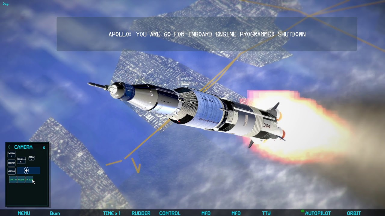 Space Simulator - Simulated Spaceships in Simulated Space