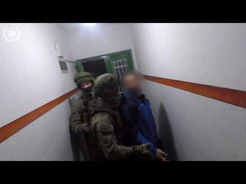 """תיעוד: כך עצרו מסתערבי משמר הגבול  שני פעילי דאע""""ש שתכננו לבצע פיגוע בירושלים"""