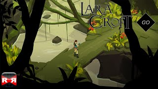 Lara Croft GO - The Maze of Snakes - iOS / Android - Walkthrough Gameplay Part 1