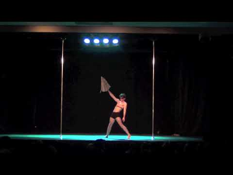 Bradley Carr – 8th Encore! Sydney Pole Show