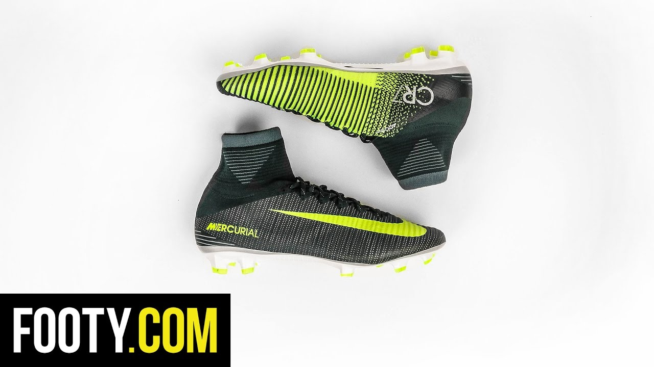 Nike Mercurial Superfly V CR7 Chapter 3 Discovery Unboxing - YouTube 90d962ccb9eb7