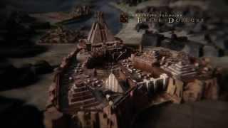 Game of Thrones Season 5 Intro WITH DORNE
