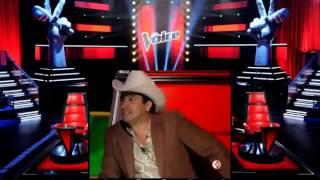 La voz Mexico cuarta temporada   Capitulo 1 Domingo 07 de Septiembre del 2014