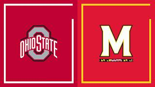 First Half Highlights: Maryland at Ohio State | Big Ten Men's Basketball