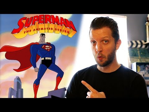 Reviewing Every Episode of Superman The Animated Series