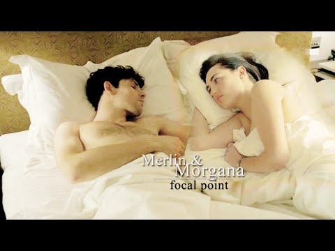 Merlin&Morgana| focal point {Modern AU}
