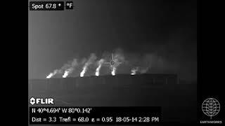 EQT Full Moon Compressor Station, Washington County, PA (May 2018)