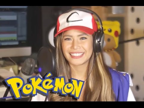 Pokemon Theme Cover OST + My Pokemon Rap (Live Cover)