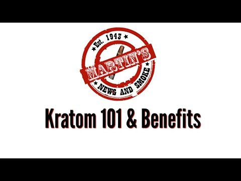 Kratom in Connecticut | Martin's News & Smoke
