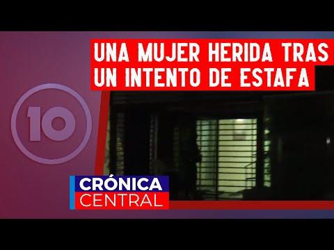 Una mujer herida tras un intento de estafa en el Centro de Córdoba