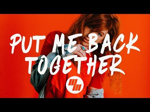 Cheat Codes - Put Me Back Together (Lyrics / Lyric Video) ft. KIIARA