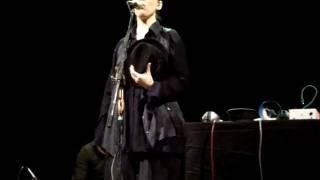 Adriana Calcanhotto en Rosario - Dos Prazeres, Das Canções