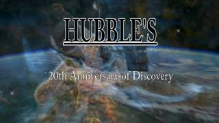 The Hubble Space Telescope: 20th Anniversary of Discovery