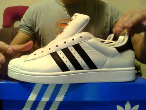 Adidas Superstar Vulc Adv Black/White DEADSTOCK New