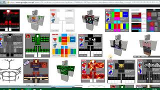MAKING A T-SHIRT ON ROBLOX!