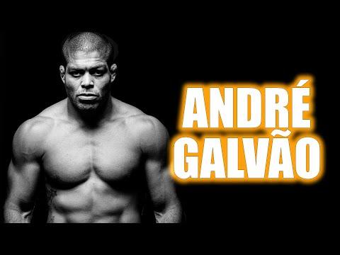 ANDRÉ GALVÃO - História De Campeões Jiu Jitsu