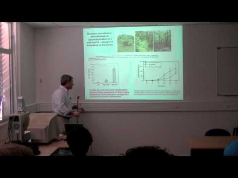 Open Lecture - Changes in hydrological cycles... by Prof Rubén José Lara