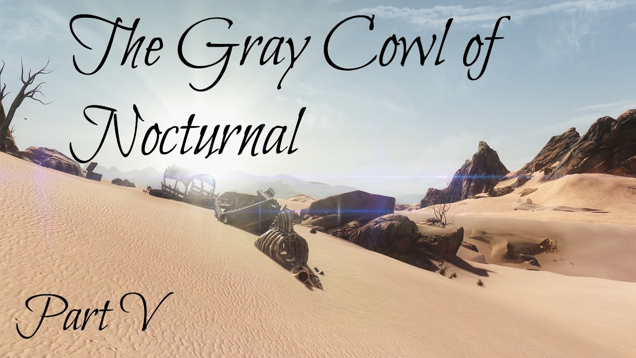 Skyrim Mods The Gray Cowl Of Nocturnal Part 5 Youtube