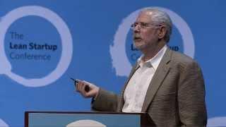 Steve Blank, Evidence-based Entrepreneurship, The Lean Startup Conference 2013 - 12/10/13