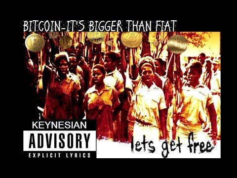 Bitcoin Song - Bitcoin ,Its Bigger Than Fiat! (Dead Prez–Hip Hop)