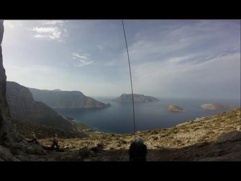 Kalymnos trip - Day one