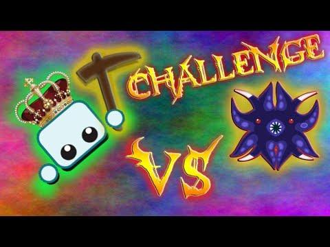 Starve.io - iHax Challenge nr5, Wood PIX vs KRAKEN #iHaxTamedKraken