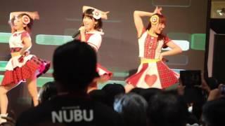 11022017 japan expo thailand 愛乙女☆DOLL カレンダーガール.