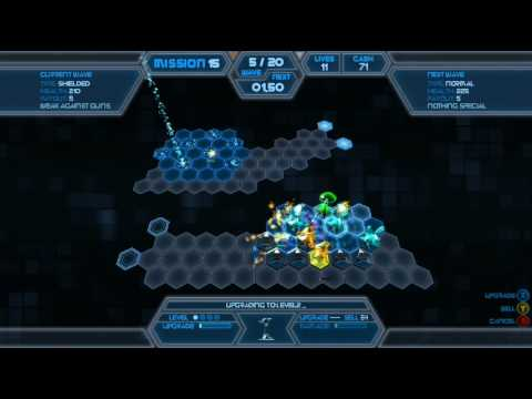 Electron Defense Trailer