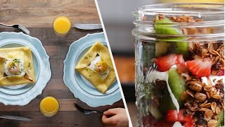 The Most Delicious Breakfast Recipes Of The Year • Tasty
