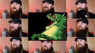 Repeat youtube video Super Metroid - Brinstar Red Soil Acapella