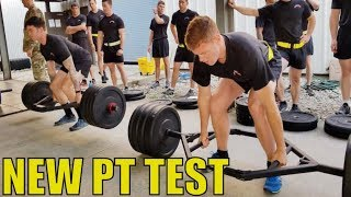 NEW Army Physical Fitness Test (APFT) | ARMY PT TEST! ARMY COMBAT READINESS TEST!