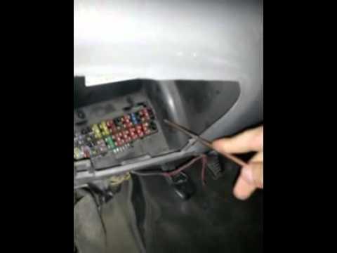 Arreglando Luces Ford Ka Parte Uno En La Parte 2 Se