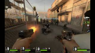 Left 4 Dead 2 pc online gameplay 1440 x 900 HD