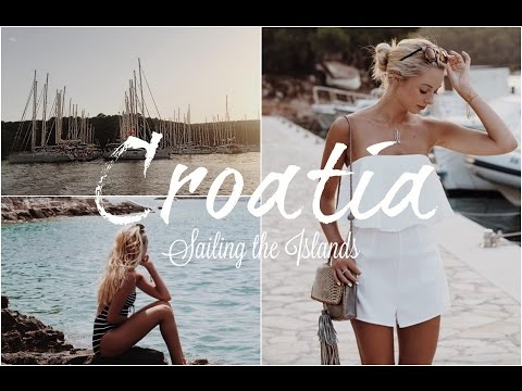 Sailing around Croatia! | Fashion Mumblr Travel Vlog