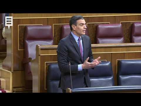 Crisis sanitaria: Sesión de control al Gobierno en el Congreso