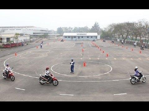 Thi Bằng Lái Xe Máy A1 ở Tại Hà Nội - 0988419198 - 0919123198