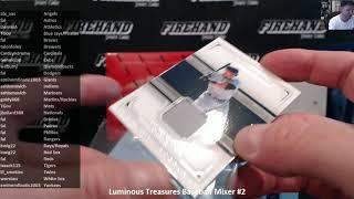 Luminous Treasures Baseball Mixer #2 ~ 10/17/18