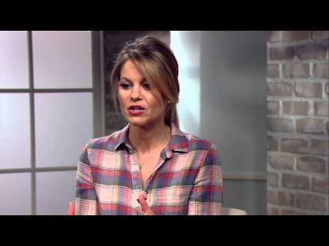 Candace Cameron Bure - uncut extended interview