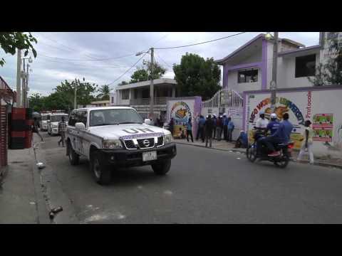 Le 1er tour des élections de 2016 dans la commune de Delmas