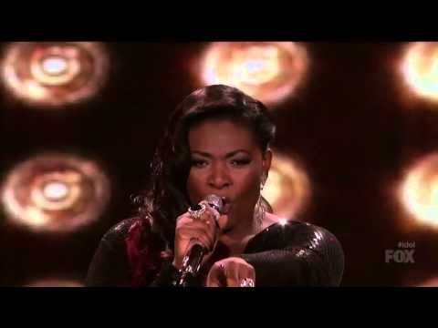 Candice Glover, Amber Holcomb, Angie Miller - I'm Gonna Make You Love Me - American Idol Top 8