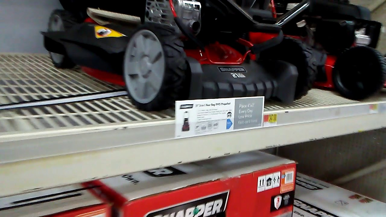 Walmart Lawn Mowers Are Going Cheap Must See Youtube