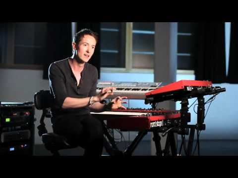 Nord Keyboards | Artist Interview | David Tench