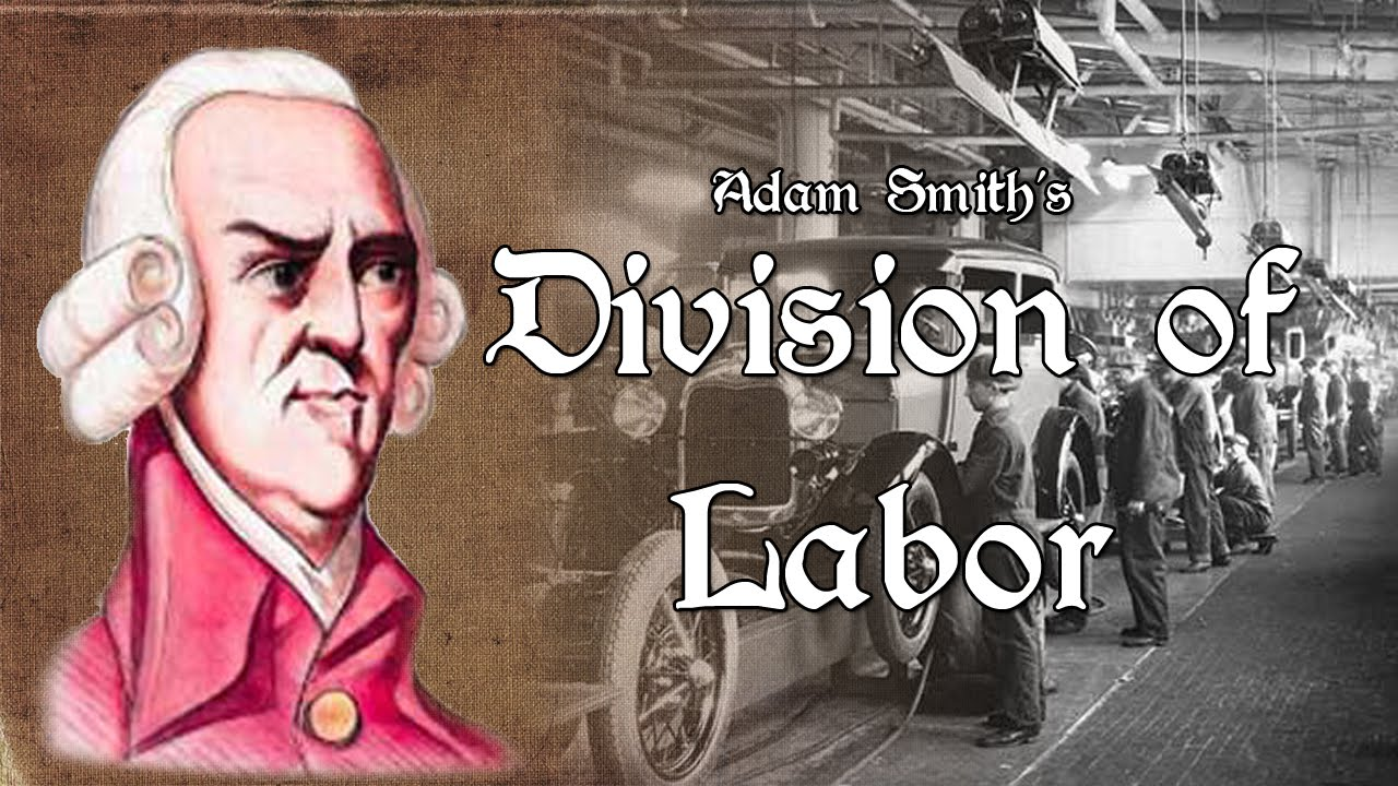 division of labor Start studying division of labor learn vocabulary, terms, and more with flashcards, games, and other study tools.