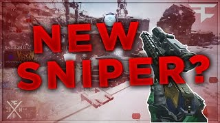 New Sniper in Advanced Warfare??