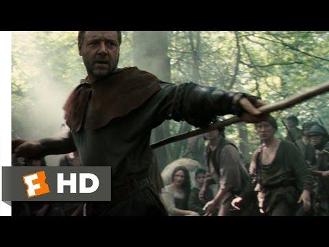 Robin Hood (6/10) Movie CLIP - The Runaways (2010) HD
