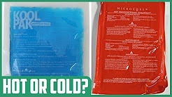 Which is Better for Sore Muscles: Cold or Heat?