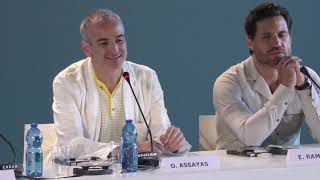 Olivier Assayas talks about Wasp Network / Venice Film Festival 2019
