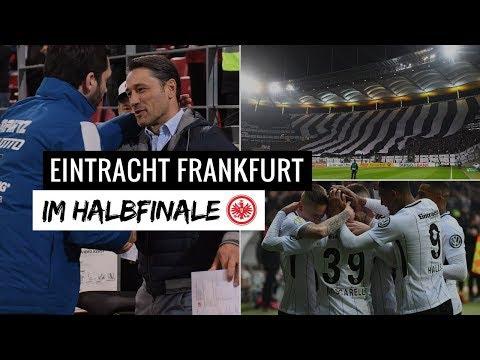 PK nach DFB-Pokal Viertelfinale | Eintracht Frankfurt