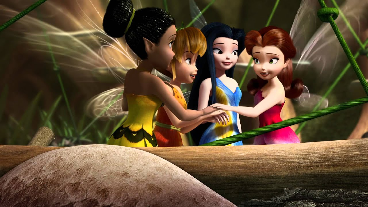 Don T Trust Girl Wallpaper Tinker Bell And The Great Fairy Rescue Youtube