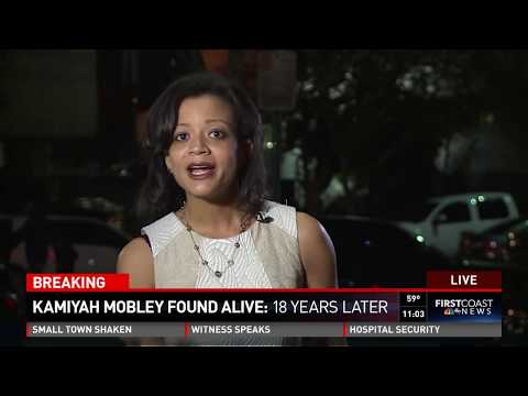 First Coast News at 11 (Kamiyah Mobley Found)